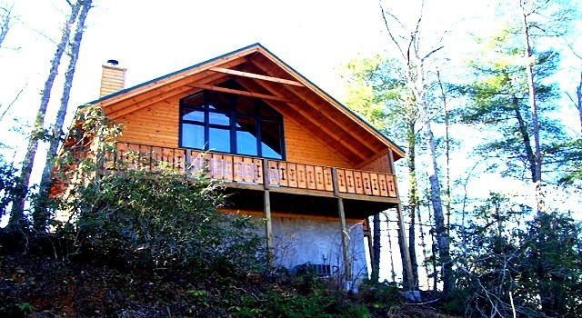 Dogwoods - 1 Bedroom 2 Bath Chalet