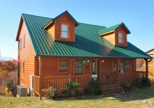 Scenic Ridge - 3 Bedroom 3 Bath Chalet
